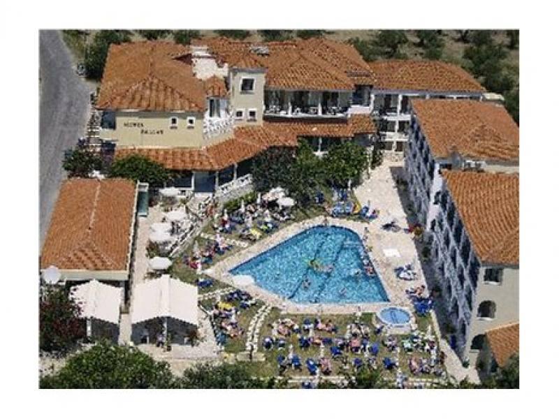 Hotel Pallas - Laganas - Zakynthos